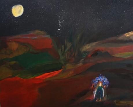 Le tapis de la Toundra s'éveille à minuit