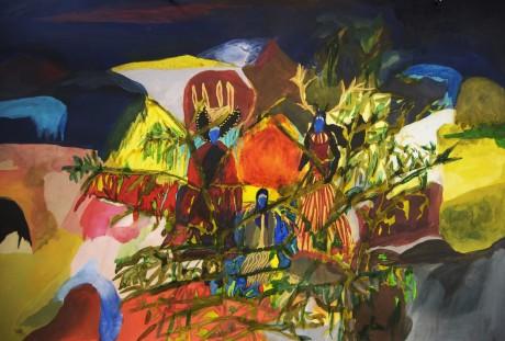 Les cinquantièmes hurlantes – série «Horizons des sentiments»