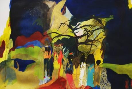 Les lianes – série «Horizons des sentiments»